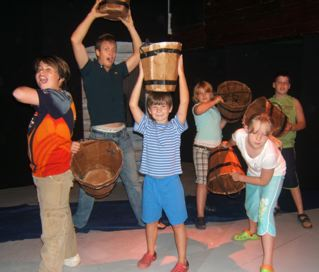 2017 Mini Mummers Summer Drama Camp