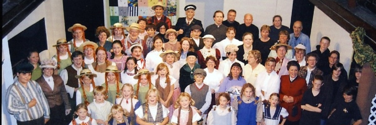 Anne of Green Gables cast - 2007
