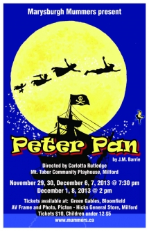 peter pan postersm